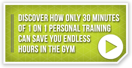 Learn How Only 30 Minutes of 1 On 1 Personal Training Can Save You Endless Hours in the Gym